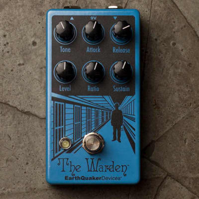 EarthQuaker Devices The Warden V2 for sale