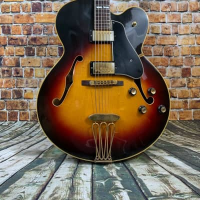 Gibson Es-350T Archtop Hollow Body Circa 1978-1980 Sunburst for sale