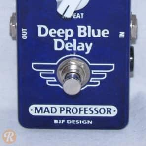 Mad Professor Deep Blue Delay Handwired