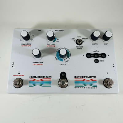 Hologram Electronics Infinite Jets Resynthesizer *Sustainably Shipped*
