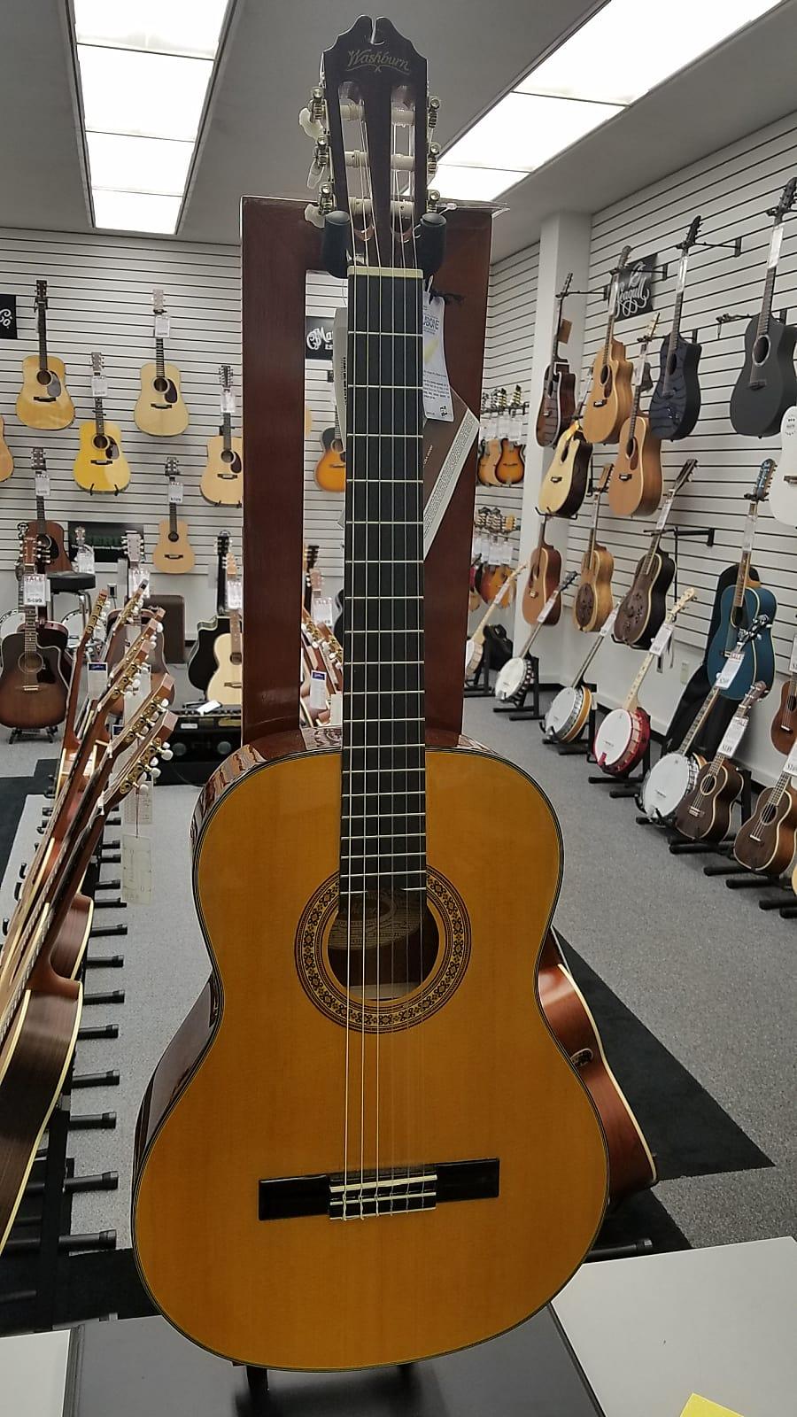 Washburn C40-A Acoustic Guitar