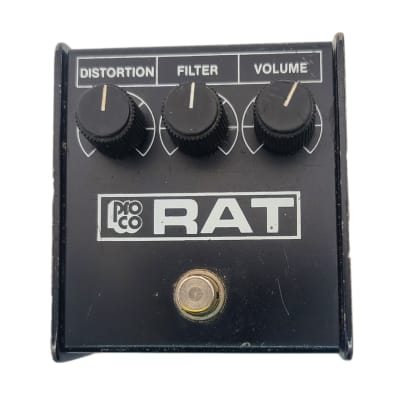 1986 PRO CO RAT DISTORTION WITH BOX for sale