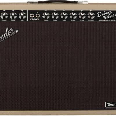 Fender Tone Master® Deluxe Reverb® Blonde 120V