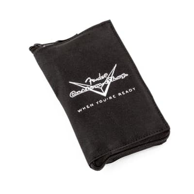 Fender Custom Shop Tool Kit by CruzTools®, Black for sale