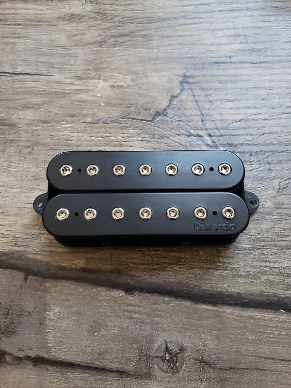 dimarzio fusion edge 7 string bridge pickup black reverb. Black Bedroom Furniture Sets. Home Design Ideas