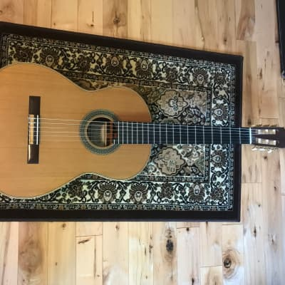 Stephan Connor Classical Guitar 2009 Cedar top, Indian Rosewood for sale