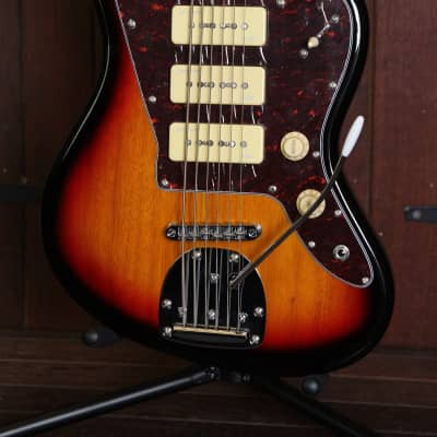 Revelation RJT-60B Bass VI Solid Body Bass Guitar Sunburst for sale