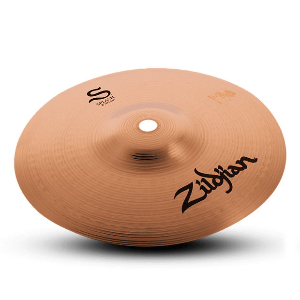 zildjian s series splash cymbal 8 inch zzounds reverb. Black Bedroom Furniture Sets. Home Design Ideas