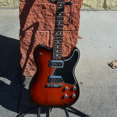 Fender Tele-Sonic Telecaster 1998 Brown Sunburst for sale