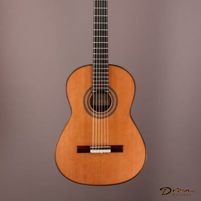 2019 Michael Thames DT, Indian Rosewood/Cedar Double Top for sale
