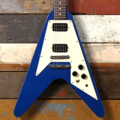 1980's Vantage FV-575 Blue Made In Japan for sale