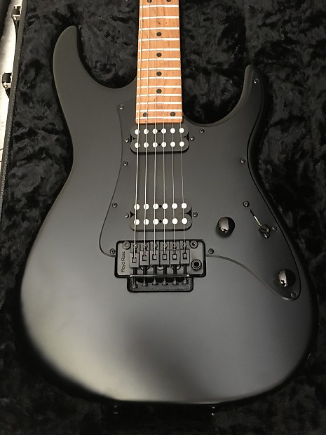 Tom Anderson Angel Player 2018 Matte Black (Blacked out)