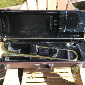 Yamaha YSL-691 Professional Tenor Trombone