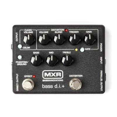 MXR M80 Bass DI +