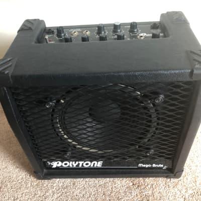 Polytone Mega Brute 1990's Black for sale