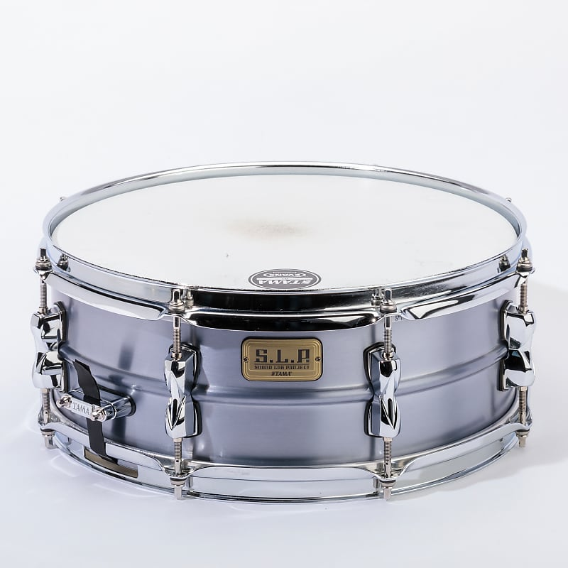 tama slp classic dry aluminum snare drum lal1455 with bag reverb. Black Bedroom Furniture Sets. Home Design Ideas