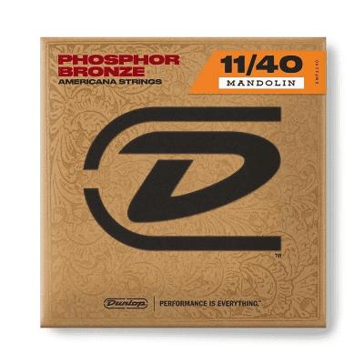 Dunlop DMP26 Phosphor Bronze Mandolin String - 0.026