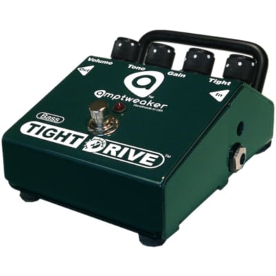 Amptweaker Bass TightDrive bass overdrive pedal for sale