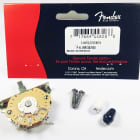 Genuine Fender Strat/Stratocaster Tele/Telecaster 5-Way Pickup Selector Switch image