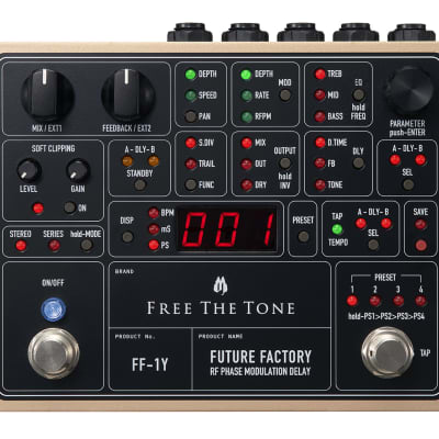 Free the Tone FUTURE FACTORY FF-1Y