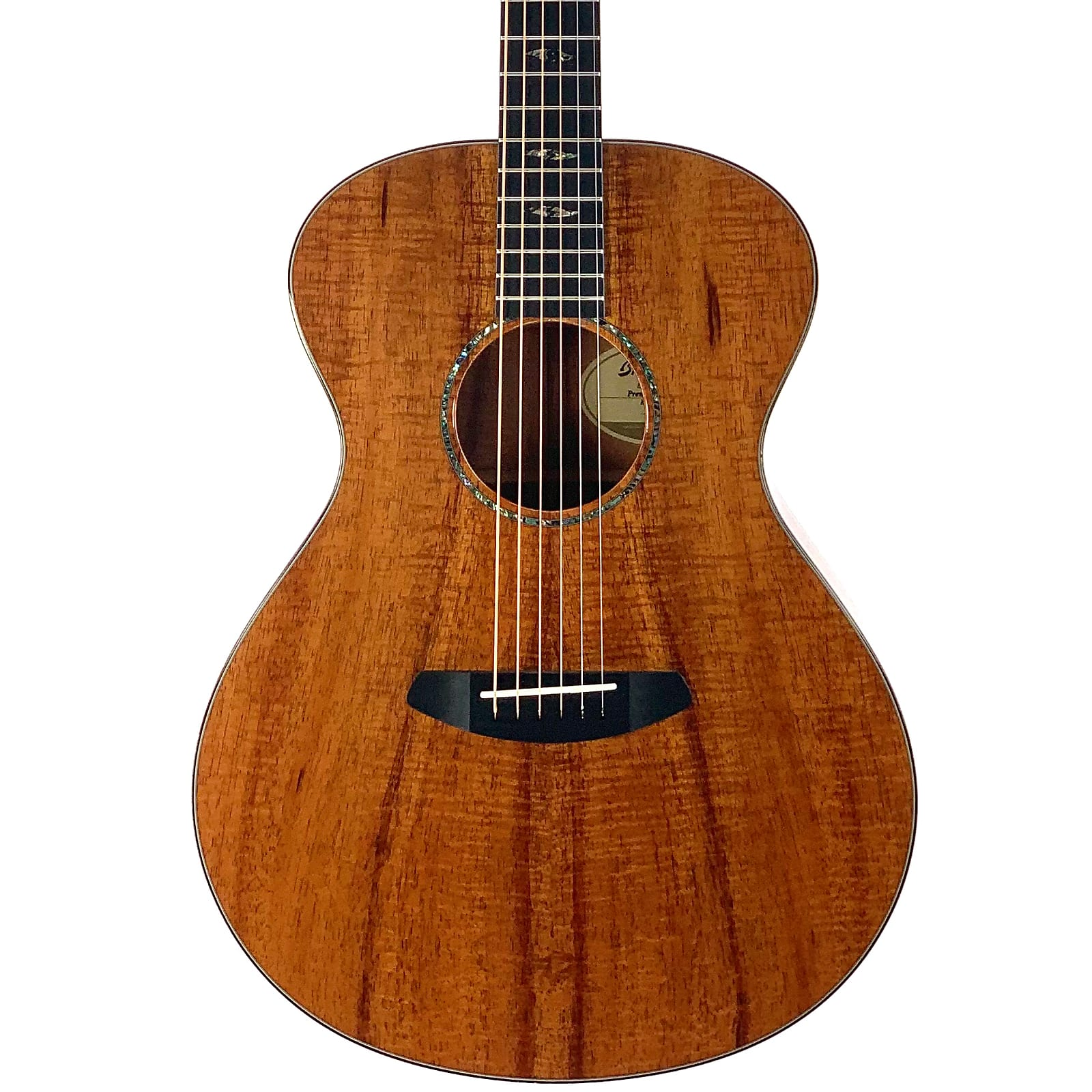Breedlove Premier Concert Koa-Koa - Brand New - Hardshell Case Included! - On Sale!