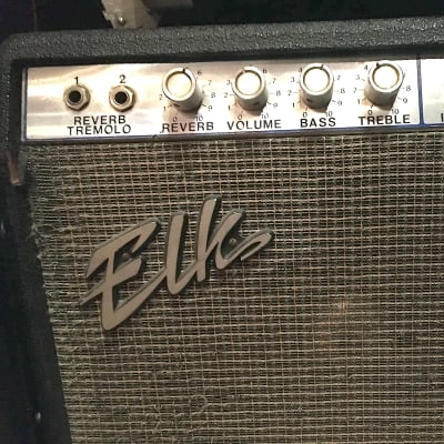 Elk ES-30 1969 black for sale