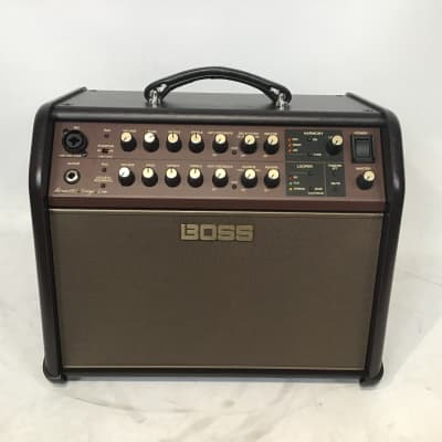 Boss Acoustic Singer Live 60-Watt Acoustic Guitar Amp