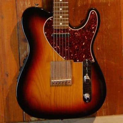 Fender Acoustasonic Telecaster Sunburst for sale
