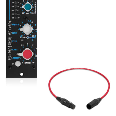API Audio 527 | 500 Series Compressor/Limiter | Pro Audio LA