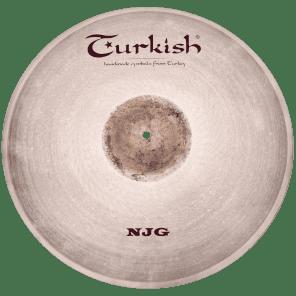 "Turkish Cymbals 18"" New Jazz Generation Series NJG Crash NJG-C18"