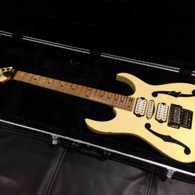 Ibanez PGM300 Paul Gilbert 1992 Vintage White for sale