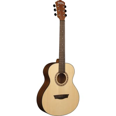 Washburn Apprentice AGM5K G-Mini 5 Steel-String Acoustic Guitar for sale