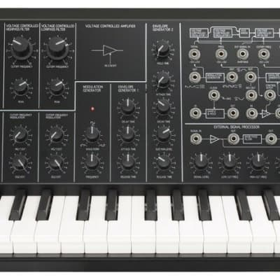 KORG MS20 MINI NEW Reproduction Classic Analog Synthesizer VINTAGE SYNTH DEALER