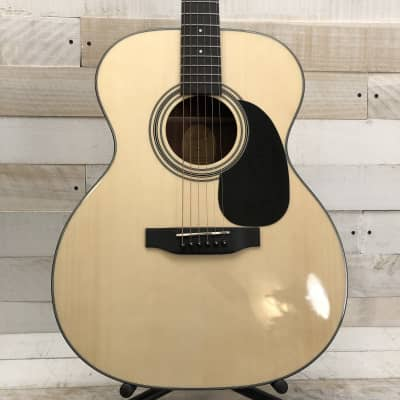 Bristol BM-16 000 Spruce/Mahogany Acoustic Guitar w/Padded Gig Bag for sale