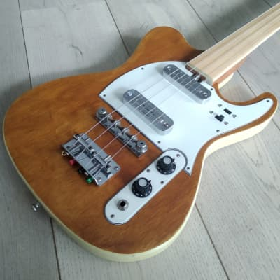 Jedson Tele Bass Picolo  early 70s Natural for sale