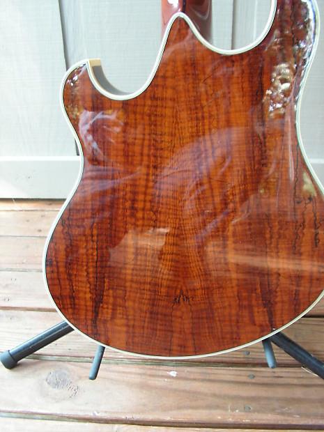 r m olson ollandoc 2013 transparent brown spalted maple gretsch guitar wiring harness seymour guitar wiring harness #12