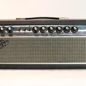 """Fender Dual Showman """"Drip Edge"""" 2-Channel 85-Watt Guitar Amp Head 1968 - 1970"""