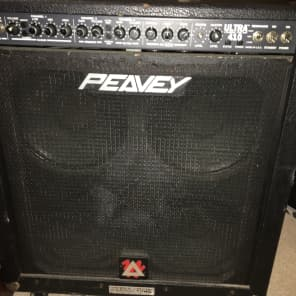 Peavey Ultra 410 Ultra Tube Series 3-Channel 4x10 Guitar Combo
