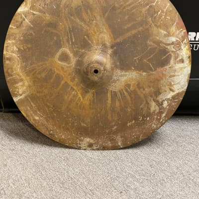 "Sabian  XSR Monarch 22"" Ride Cymbal - New Store Demo"