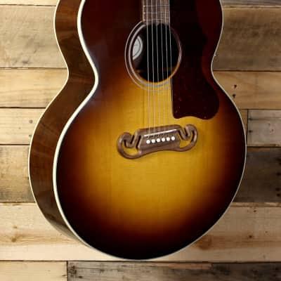 Gibson SJ-200 Studio Walnut Burst w/ Case