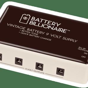 Danelectro Battery Billionaire Vintage 9 Volt Power Supply