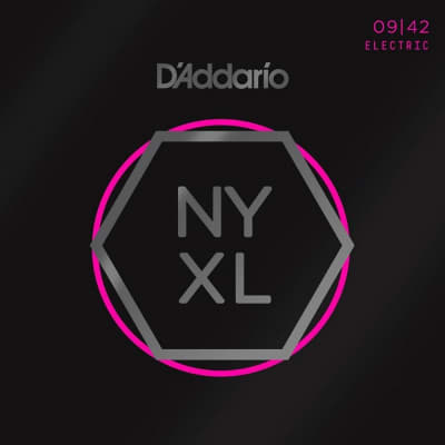 D'Addario NYXL Electric Guitar Strings - 9's