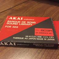Akai  XE-8