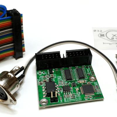 Midi for Drum Machines: TR-606,TR-808,CR-78,CR-8000,Rhythm Ace,Mini Pops,Vermona,KR-55,Roland,Korg