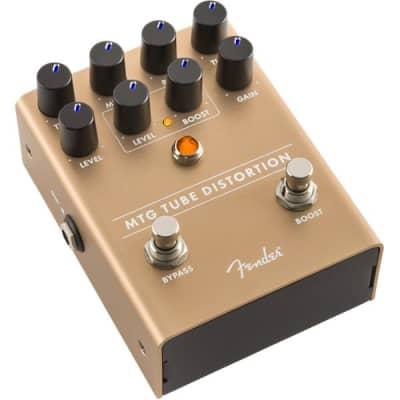 Fender MTG Tube Distortion Pedal for sale
