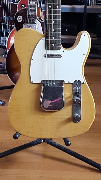 fender telecaster natural finish excellent conditon play reverb. Black Bedroom Furniture Sets. Home Design Ideas