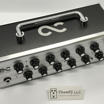 One Control BJF-S66 amp head BJFe for sale