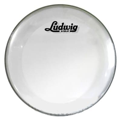 "Ludwig LW1318P3-CLRV Powerstroke 3 18"" Resonant Bass Drum Head"