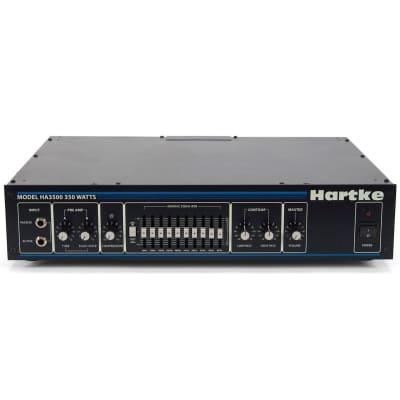 Hartke HA3500 350w Hybrid Bass Head