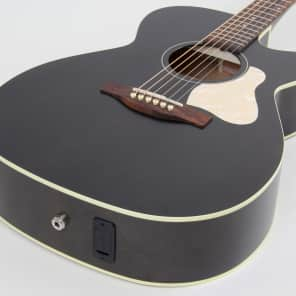 Art & Lutherie Legacy CW Faded Black Acoustic-Electric Guitar for sale
